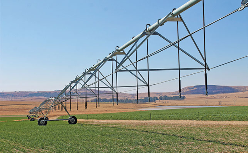 South Africa irrigation