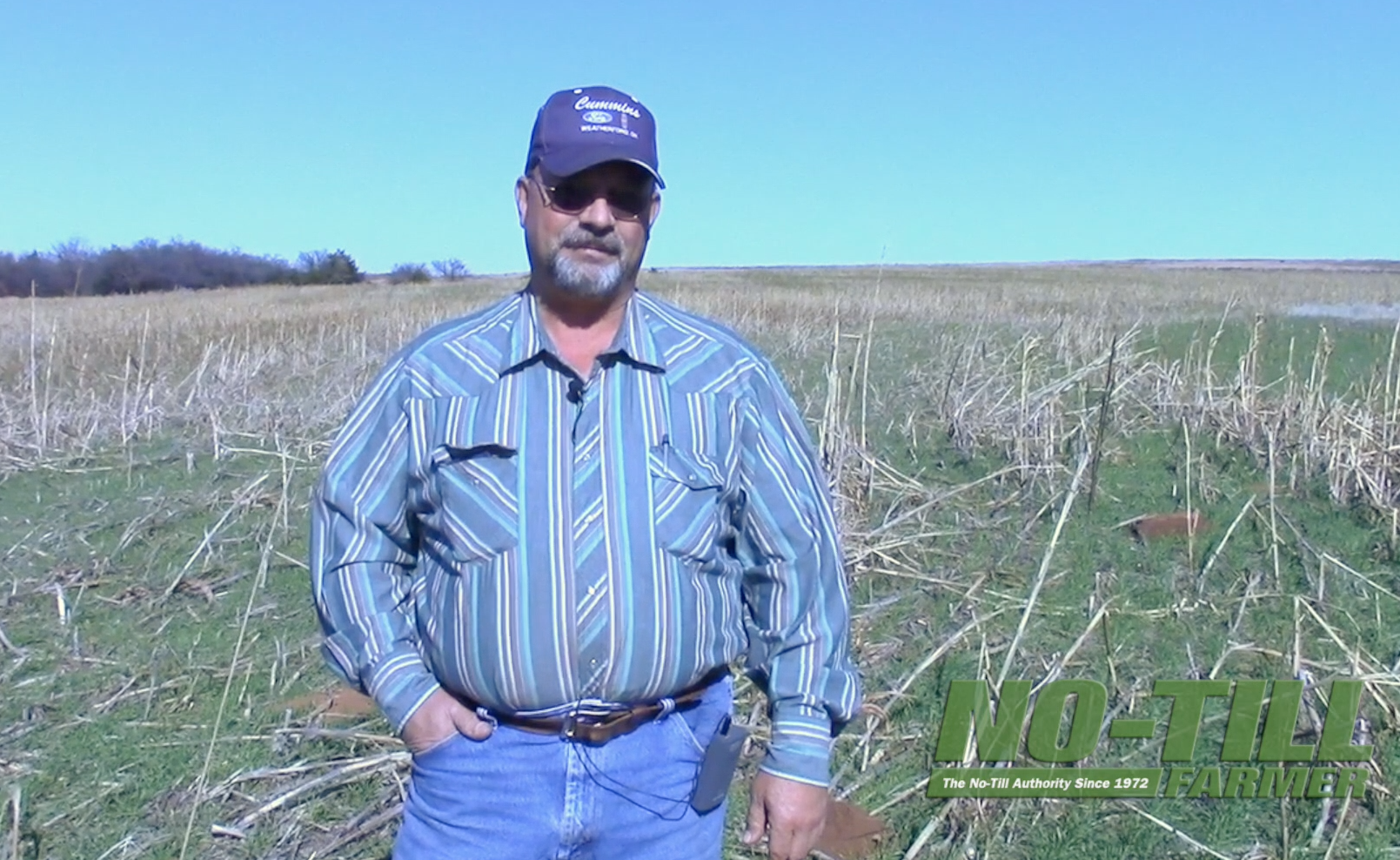 Big Changes Lead to No-Till Greenup