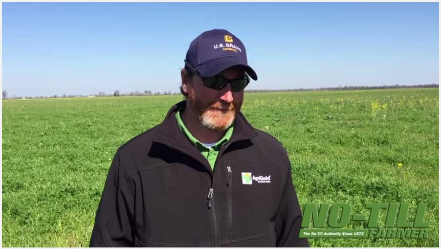 Making Cover Crops Work in Missouri Bootheel