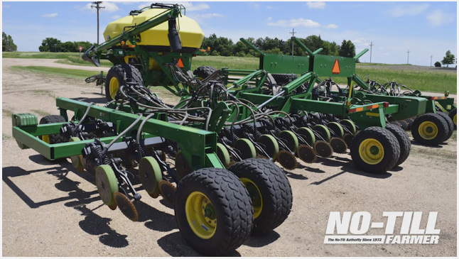 Tools for Top-Notch No-Till Air Seeder