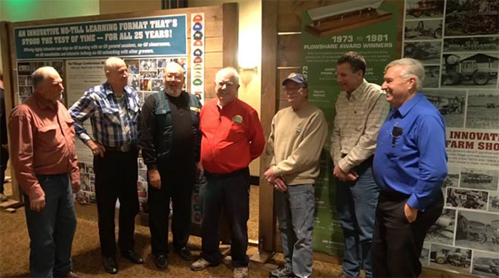 Exclusive Interviews in the No-Till History Museum at the 25th Annual National No-Tillage Conference
