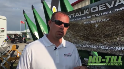 Detailing the Upgrades Made to the Yetter 5000 Stalk Devastator