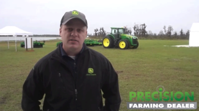 Deere Breaks New Ground with Precision Presence at the Consumer Electronics Show