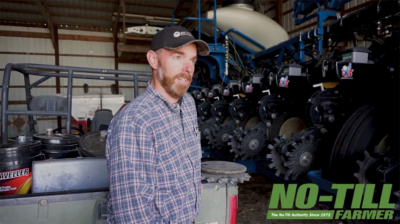 Selecting Closing Wheels for Planting in a No Till, Cover Crop Environment
