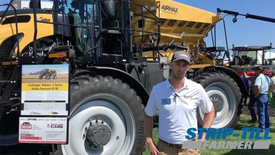 Introducing the Challenger RoGator C Series AirMax Precision R1/R2 From AGCO