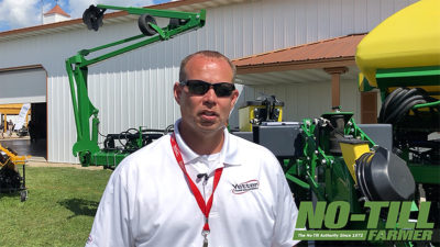 Yetter Mfg. Shares the Benefits of the New 2969 IntelliNject Fertilizer Opener